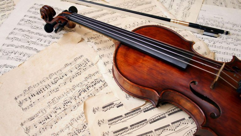 I beg for a New Violin